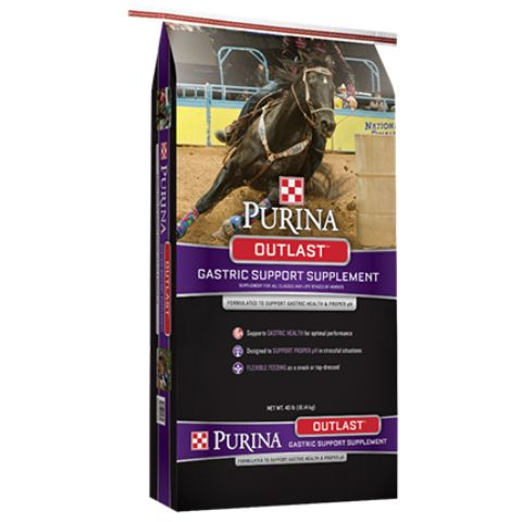 Purina Outlast Gastric Support Supplement 50lb