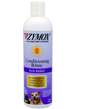 Zymox Conditioning Rinse 12oz