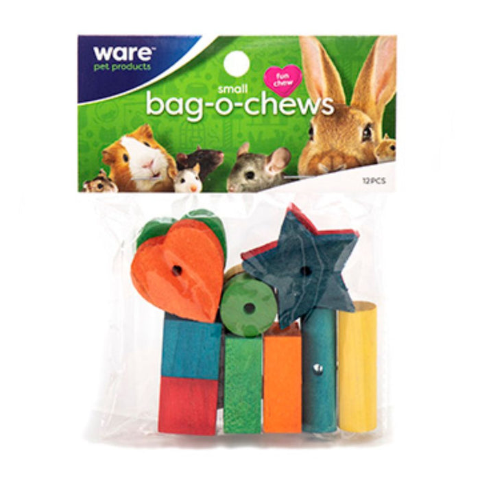 Ware Bag-O-Chews 12pc Small