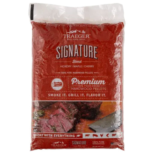 Signature Blend Wood Pellets 20lb