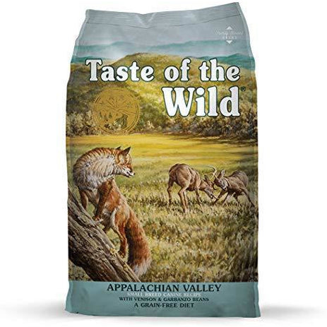 Taste of The Wild Grain Free Appalachian Valley Small Breed with Venison