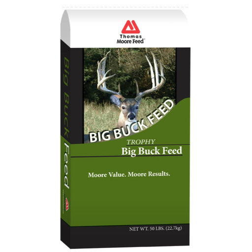 Thomas Moore Feed Big Buck 17% 50lb