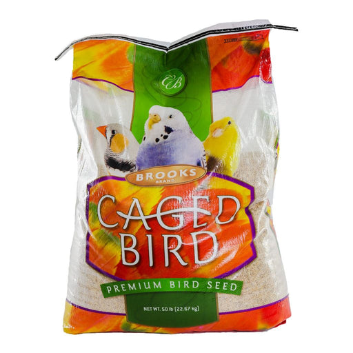 All Natural Parakeet Blend Bird Seed 50lb