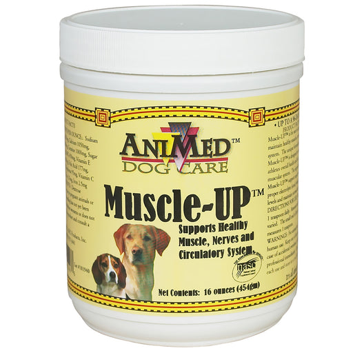 Muscle-up Dog 16oz