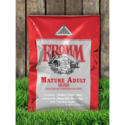 FROMM Mature Adult Dog 15lb