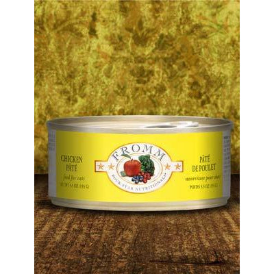 FROMM Cat Can Chicken 5.5oz 24ct