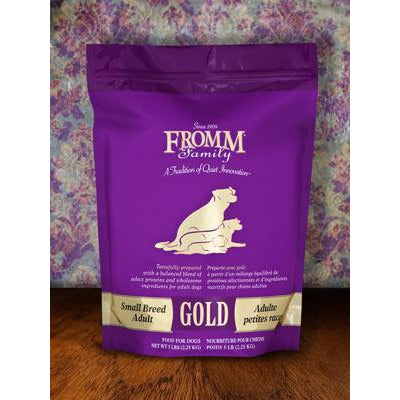 FROMM Dog Adult Small Breed Gold