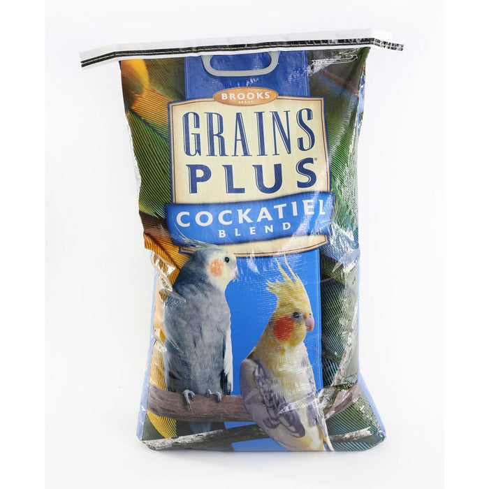 Grains Plus Cockatiel Blend Bird Seed