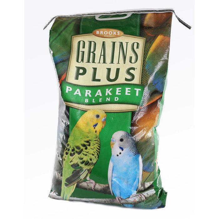 Grains Plus Parakeet Blend Bird Seed
