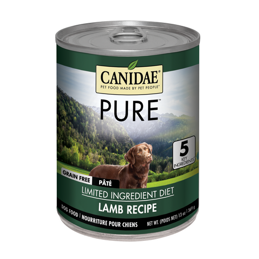 Canidae Dog Can Grain Free Land 13oz 12ct