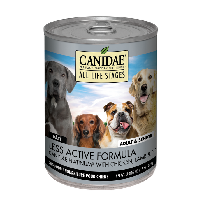 Canidae Dog Can Platinum 13oz 12ct