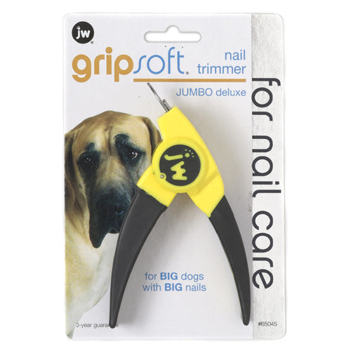 Nail Trimmer Deluxe Jw Gripsoft