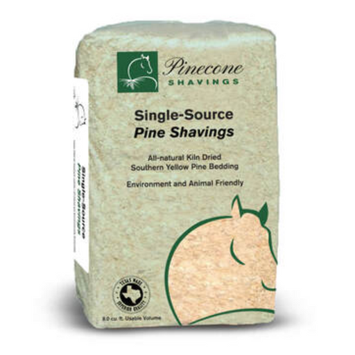 Single-Source Pine Shavings Medium Flake 6 cu.ft.