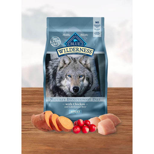 Blue Buffalo Wilderness Dog Chicken Grain Free