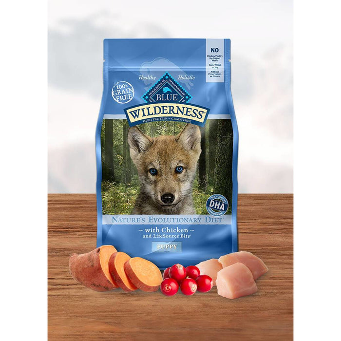 Blue Buffalo Wilderness Puppy Chicken