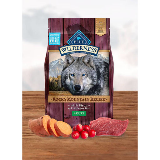 Blue Buffalo Wilderness Dog Adult Bison