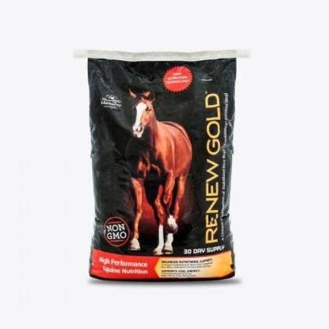 Manna Pro Renew Gold Horse Feed 30lb