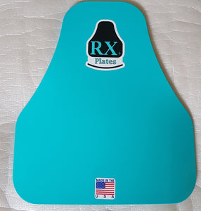 RX+Plates Curved Ladies Weight vest plates