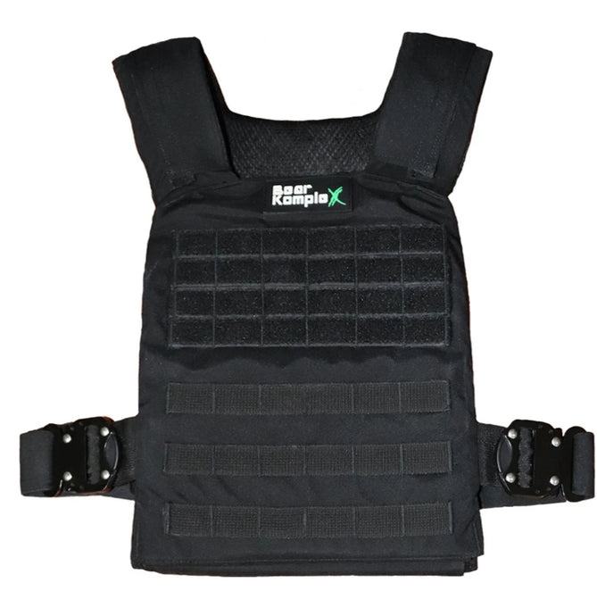 Bear Komplex Weight Training Plate Carrier