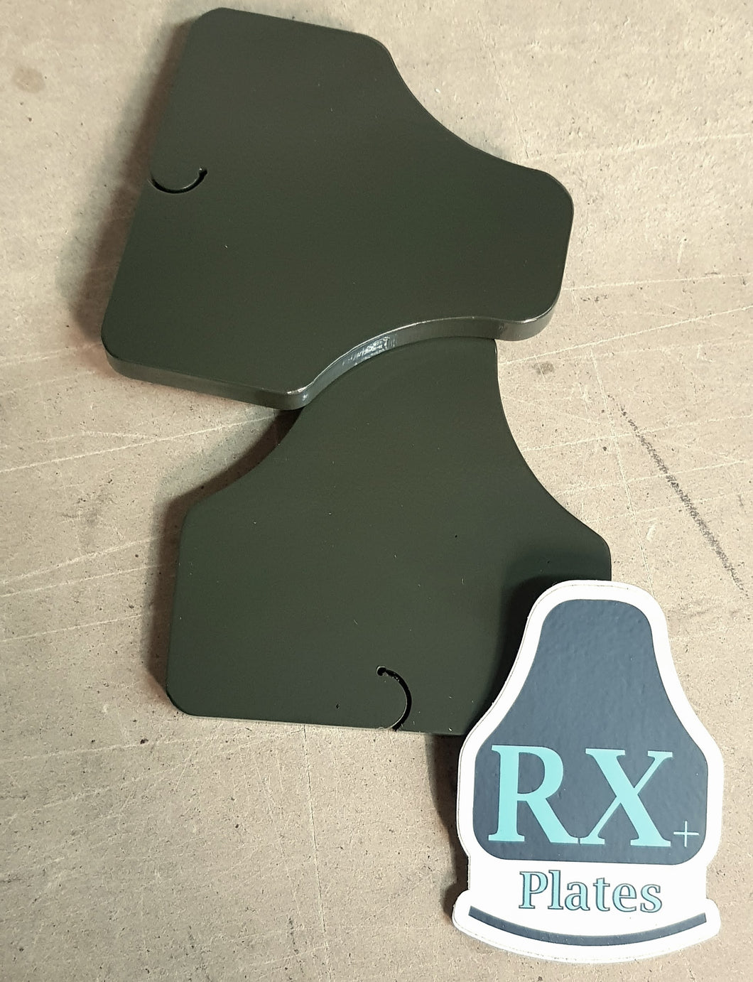 RX+P Plate Addon Plate