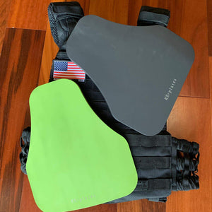 RX+Plates Curved Men's Weight Vest Plates