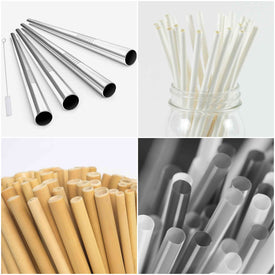 all type of straws