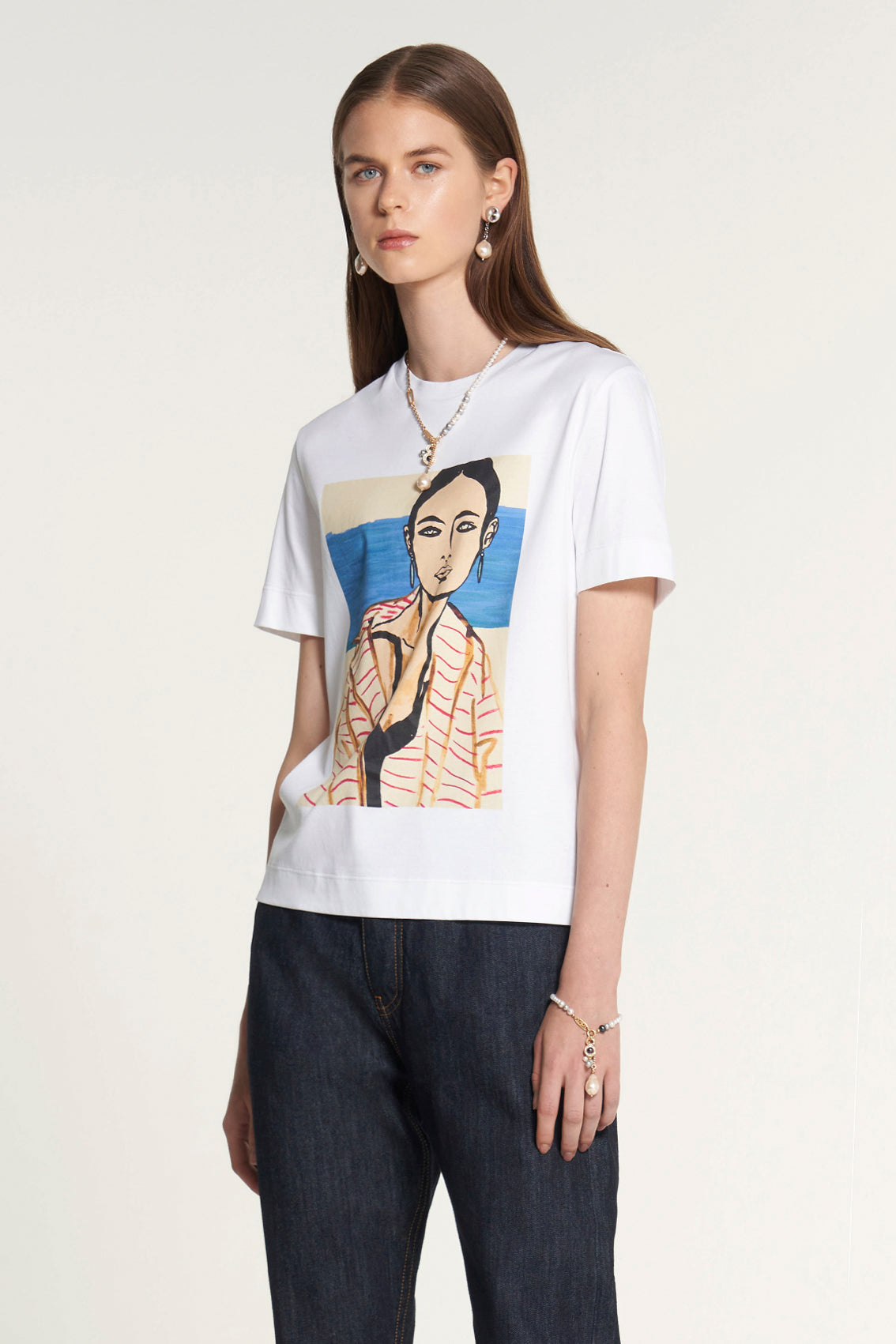 Lady of the Riviera T-Shirt