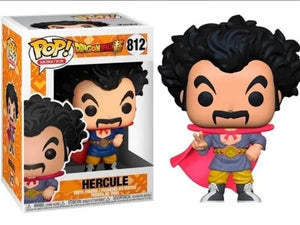 Funko pop Dragon Ball Hercule #812