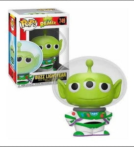 Funko pop alien remix- Buzz Lightyear #749