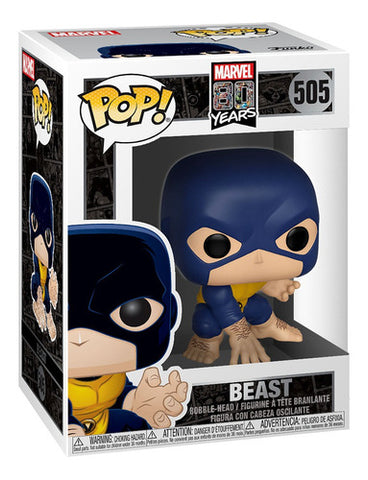 Funko Pop Xmen Marvel Bestia