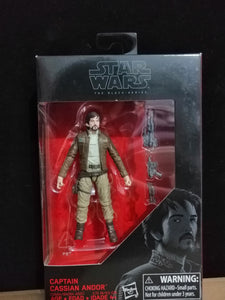 Star Wars Captain Cassian Andor. The Black Series