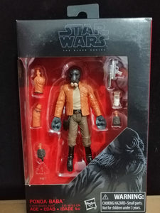 Star Wars PONDA BABA. The Black Series