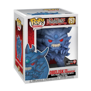 "Funko pop Animation Yu-Gi-Oh Obelisk 6"" #757 Exclusivo GS"