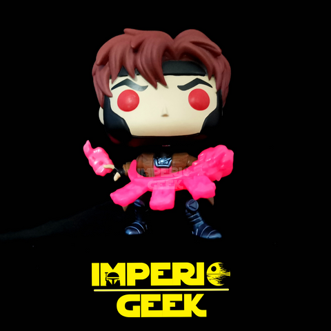 Funko pop Marvel Gambito GITD #553 Exclusivo EE