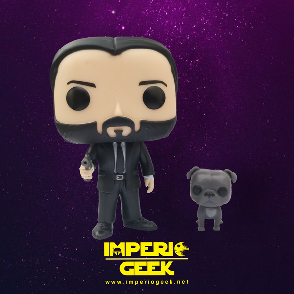Fonko pop Movies- John Wick #580