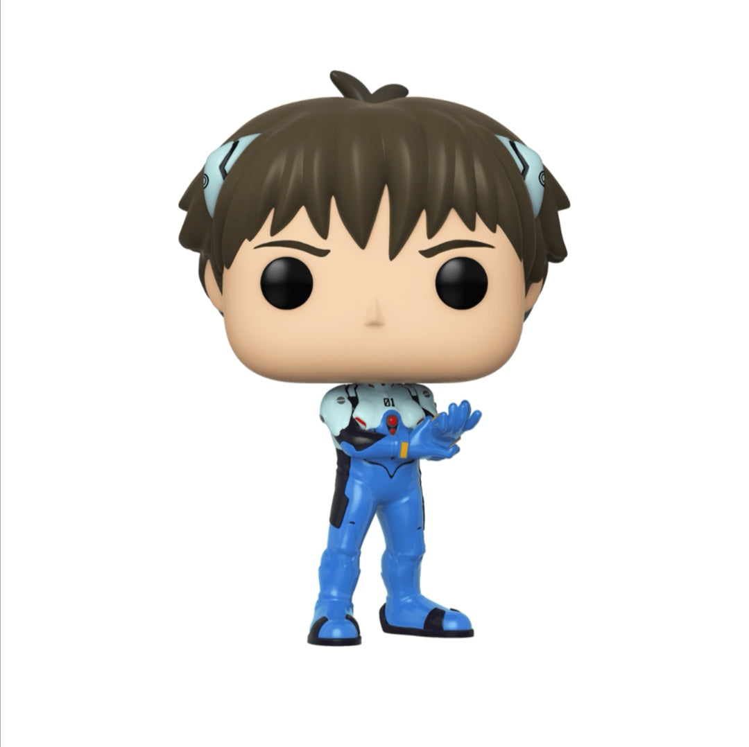 Funko pop! Anination - Evangelion - Shinji #744