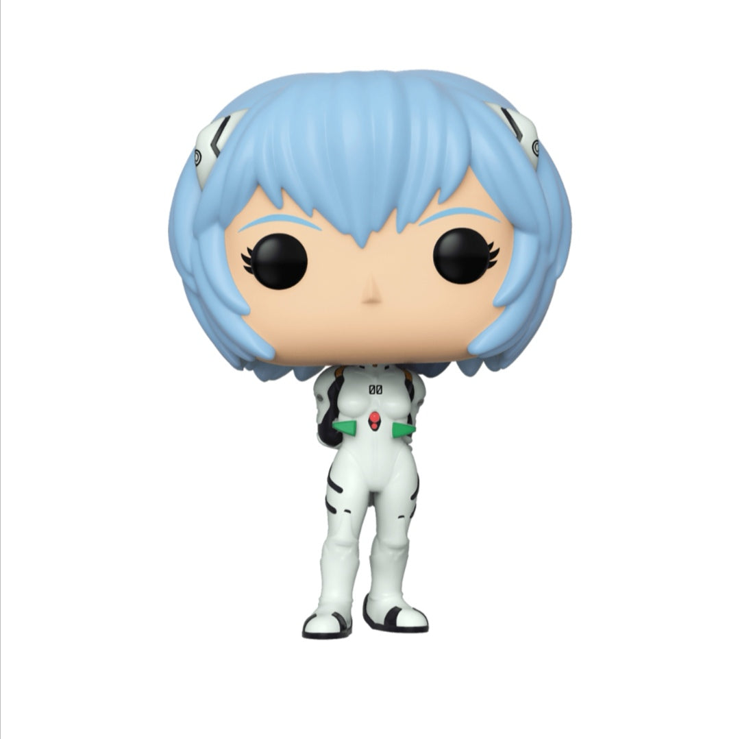 Funko pop! Animation - Evangelion - Rei #745