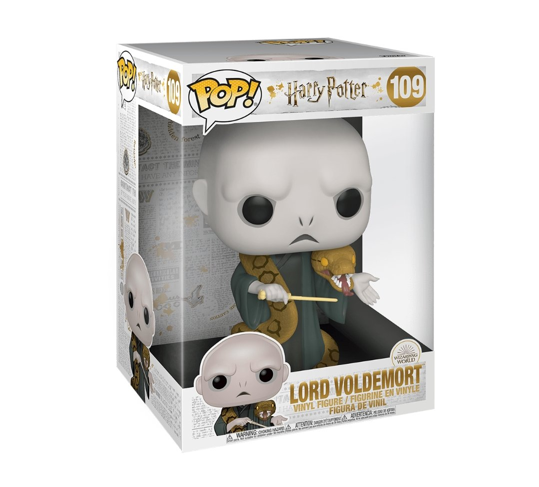 Funko pop Harry potter- Lord Voldemort  #109 10""