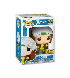 Funko pop- X-men Rogue #484 Exclusivo HT