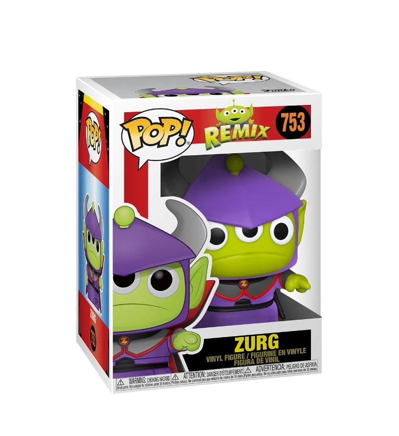 Funko pop Alien Remix- Zurg #753