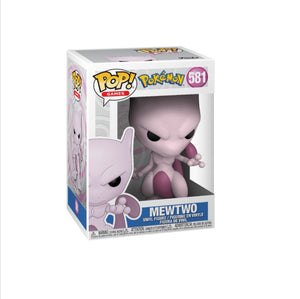 Funko pop games-Mewtwo #581