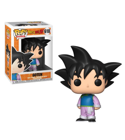 Funko pop animation- Goten #618