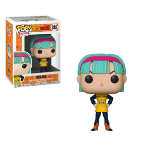 Funko pop Dragon Ball Z- Bulma #385