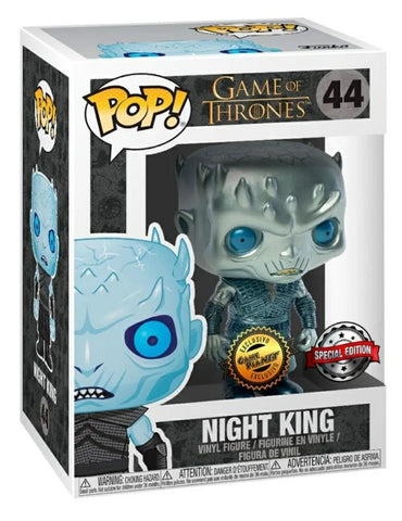 Funko pop Game of Thrones  Night king #44 exclusivo Game Planet