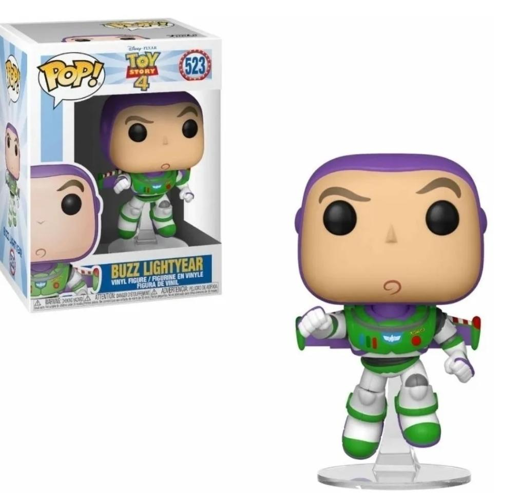 Funko pop Disney Toy Story Buzz Lightyear #523