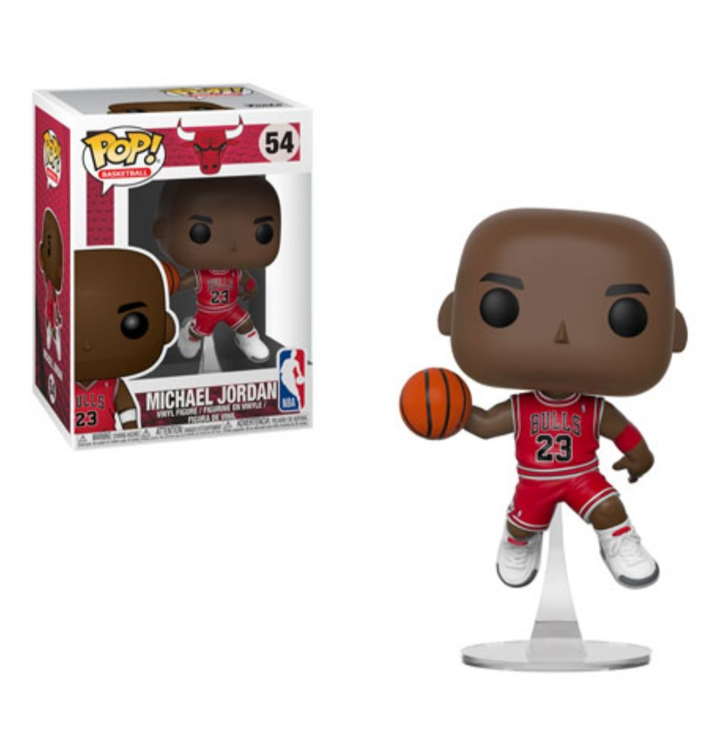 Funko pop NBA Michael Jordan #54