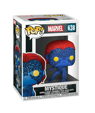 Funko Pop Marvel X-Men -Mystique #638