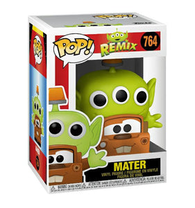 Funko pop Disney Alien Remix- Mater #764