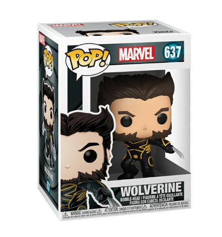 Funko Pop Marvel X-Men Wolverine #637