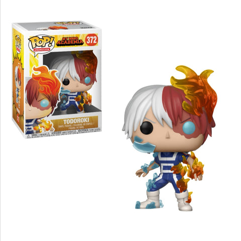 Funko pop Animation My Hero Academia Todoroki #372